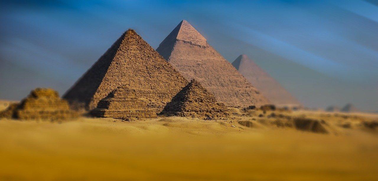 giza, pyramid, pyramids of giza